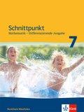 Schnittpunkt Mathematik, Differenzierende Ausgabe Nordrhein-Westfalen: 7. Schuljahr, Schülerbuch