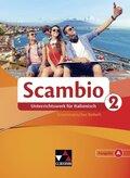 Scambio A: Grammatisches Beiheft; Bd.2