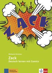 Zack! - Deutsch lernen mit Comics