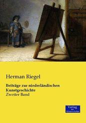 Beiträge zur niederländischen Kunstgeschichte - Bd.2