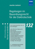 Regelungen im Bauordnungsrecht für die Elektrotechnik