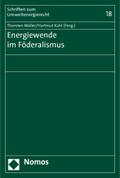 Energiewende im Föderalismus