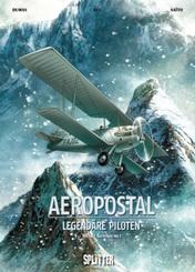 Aeropostal Legendäre Piloten - Henri Guillaumet
