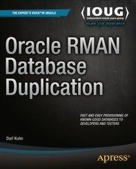 Oracle RMAN Database Duplication