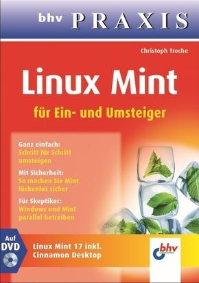 Linux Mint, m. DVD-ROM