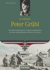 Feldwebel Peter Grübl