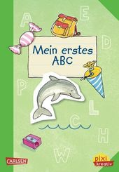 Pixi kreativ - Mein erstes ABC