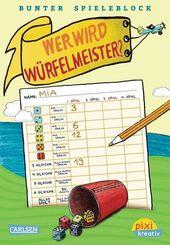 Pixi kreativ - Wer wird Würfelmeister? (Kinderspiel)
