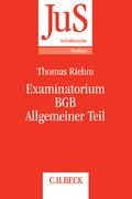 Examinatorium BGB Allgemeiner Teil