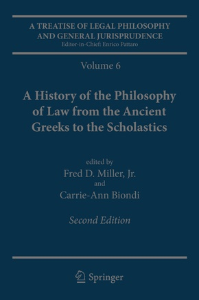 A Treatise of Legal Philosophy and General Jurisprudence - Vol.6
