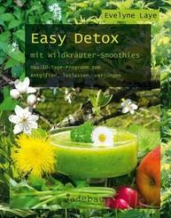 Easy Detox mit Wildkräuter-Smoothies