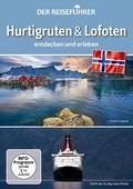 Der Reiseführer: Hurtigruten & Lofoten, 1 DVD