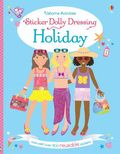 Sticker Dolly Dressing - Holiday