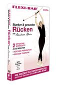 FLEXI-BAR - Starker und gesunder Rücken, 2 DVDs