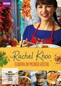 Rachel Khoo - Europa in meiner Küche, 2 DVDs