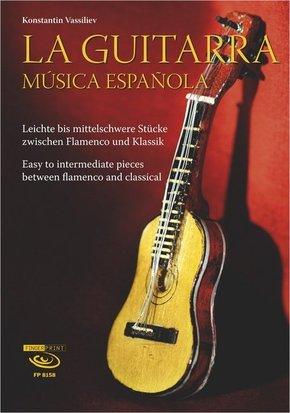 La Guitarra. Música española