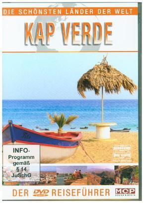 Die schönsten Länder der Welt - Kap Verde, 1 DVD