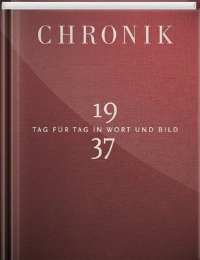 Chronik 1937