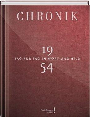 Chronik 1954
