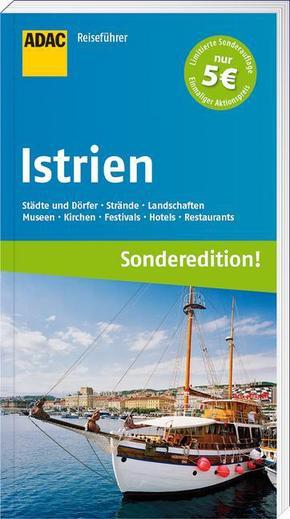 ADAC Reiseführer Istrien (Sonderedition)