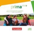 Prima plus - Deutsch für Jugendliche: Audio-CD zum Schülerbuch; Bd.A2.2