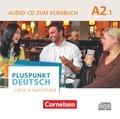 Pluspunkt Deutsch - Leben in Deutschland: Audio-CD zum Kursbuch; Bd.A2/1 - Tl.1