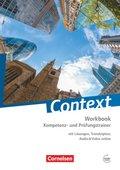 Context, Ausgabe 2015: Workbook Kompetenz- und Prüfungstrainer (Zu allen Ausgaben)