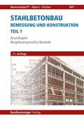 Stahlbetonbau - Bemessung und Konstruktion - Tl.1