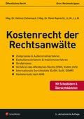 Kostenrecht der Rechtsanwälte (f. Österreich)