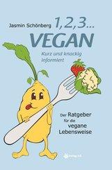 1, 2, 3 ... vegan