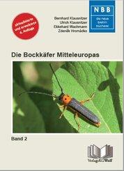 Die Bockkäfer Mitteleuropas - Bd.2