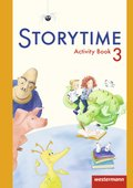 Storytime, Ausgabe 2015: 3. Jahrgangsstufe, Activity Book