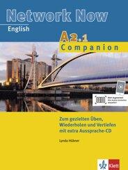Network Now A2: Companion, m. Audio-CD; A2.1