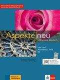 Aspekte neu - Mittelstufe Deutsch: Lehr- und Arbeitsbuch B2, m. Audio-CD - Tl.2