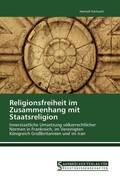 Religionsfreiheit im Zusammenhang mit Staatsreligion