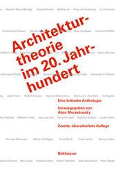 Architekturtheorie im 20. Jahrhundert