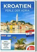 Kroatien - Perle der Adria, 2 DVD