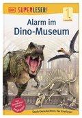 Alarm im Dino-Museum