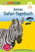 Annas Safari-Tagebuch