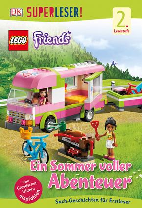LEGO® Friends Ein Sommer voller Abenteuer