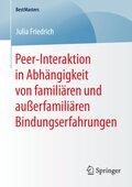 Peer-Interaktion in Abhängigkeit von familiären und außerfamiliären Bindungserfahrungen