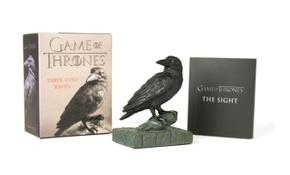 Game of Thrones: Three-Eyed Raven, w. figurine