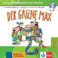 Der grüne Max - Deutsch als Fremdsprache für die Primarstufe: Der grüne Max, 1 CD-ROM; Bd.2