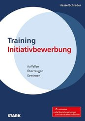 Training Initiativbewerbung