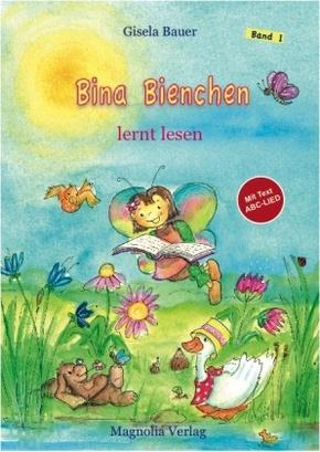 Bina Bienchen lernt lesen