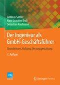 Der Ingenieur als GmbH-Geschäftsführer