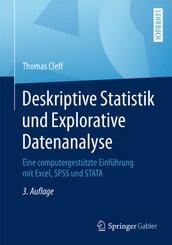 Deskriptive Statistik und Explorative Datenanalyse
