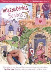 Scribble Down - Verzaubertes Schloss
