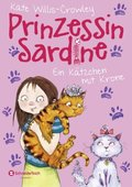 Prinzessin Sardine - Ein Kätzchen mit Krone