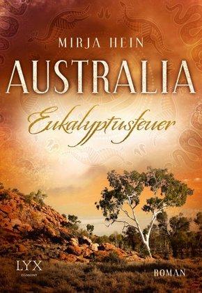 Australia - Eukalyptusfeuer